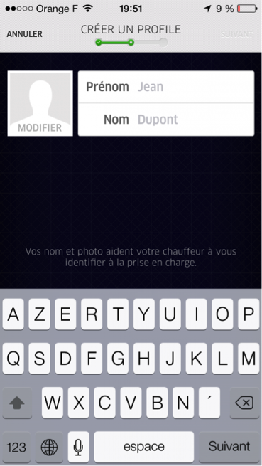 Code promo Uber